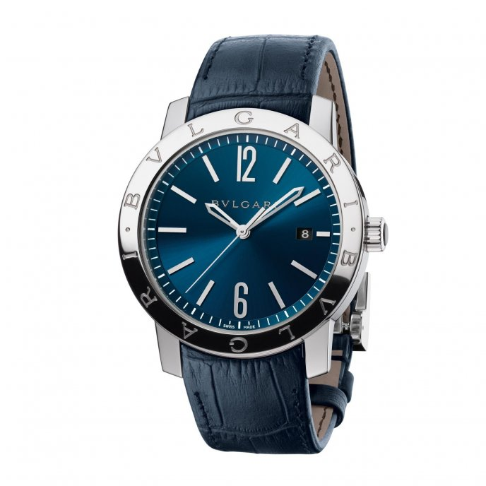 Bulgari Bulgari watch face view