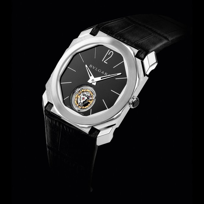 Bulgari Octo Finissimo Watch-face-view