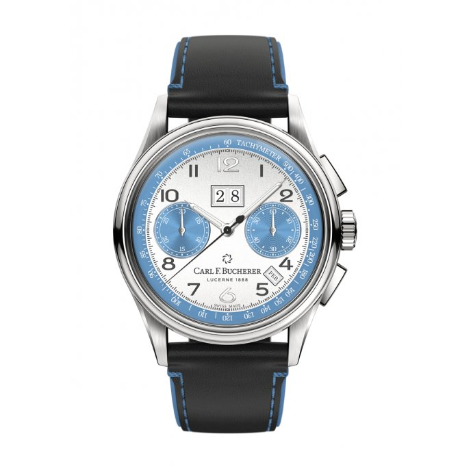 Heritage BiCompax Annual Only Watch