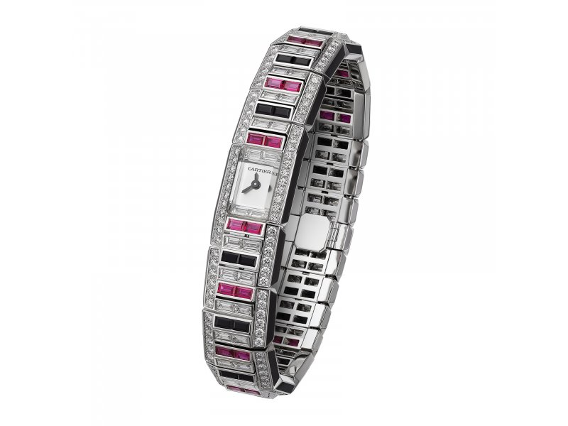 Cartier Haute Joaillerie Saturday High Jewellery Wristwatch