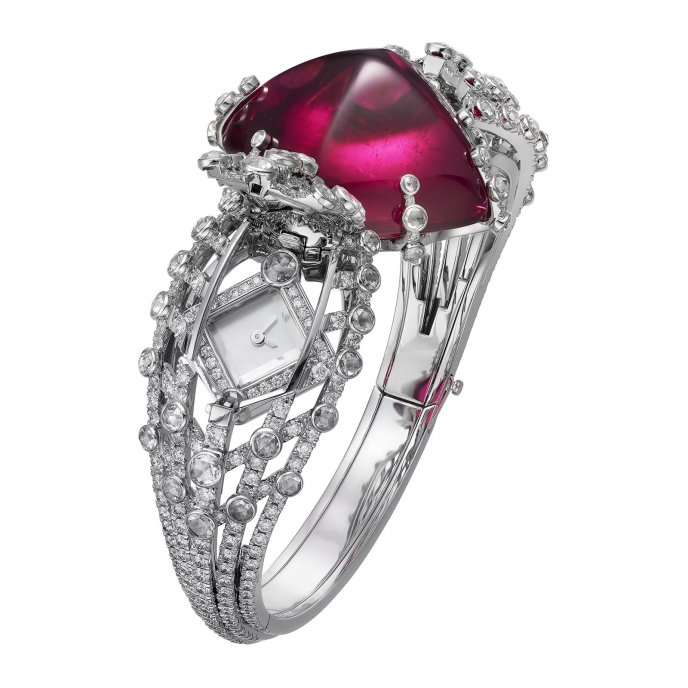 Cartier Haute Joaillerie Desert Rose High Jewellery Secret