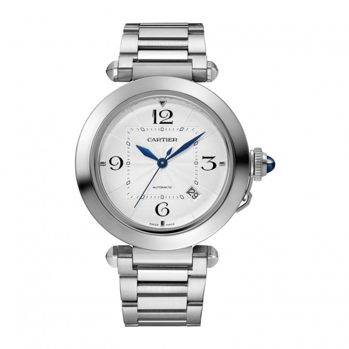 Pasha, stainless steel 41mm