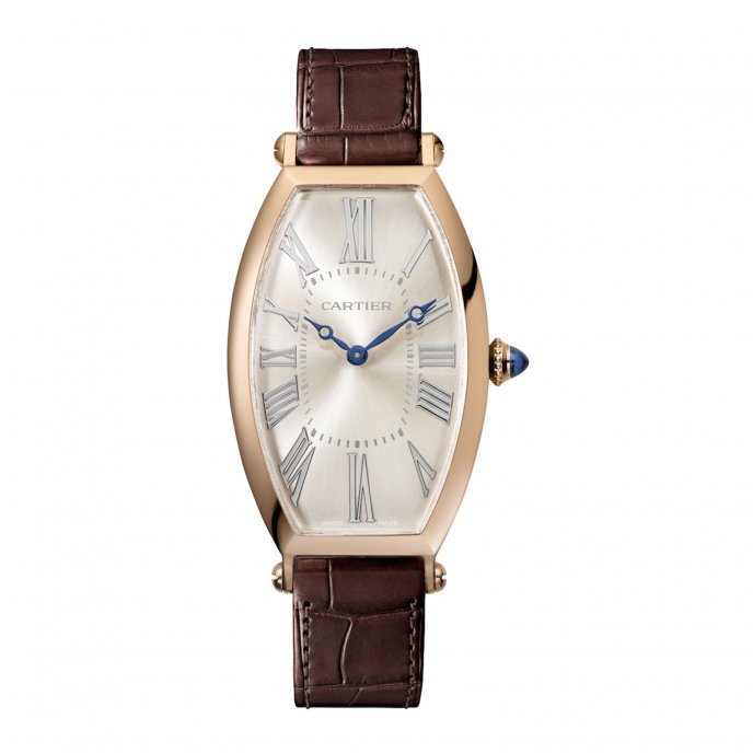 Montre Tonneau Or Rose