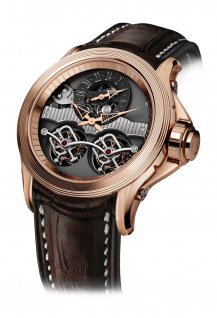 Twin Tourbillon GMT