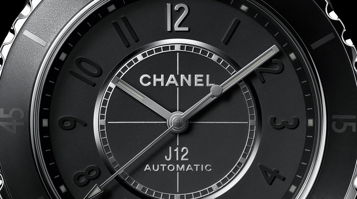 Chanel - Two J12 watches for Only Watch