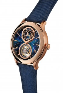 """Tribute to Jackson Pollock – """"Fusion Enamel Grand Feu"""" - Only Watch – 41 mm"""