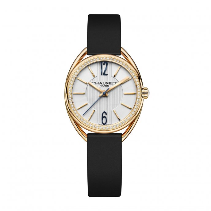 Chaumet Liens 27mm Or jaune W23011-02a Watch-face-view