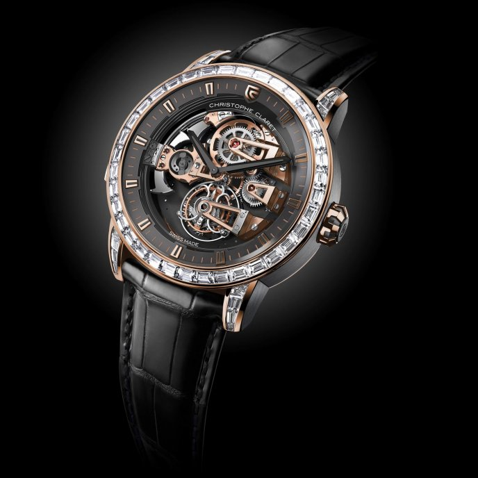 Christophe Claret Soprano watch-face-view