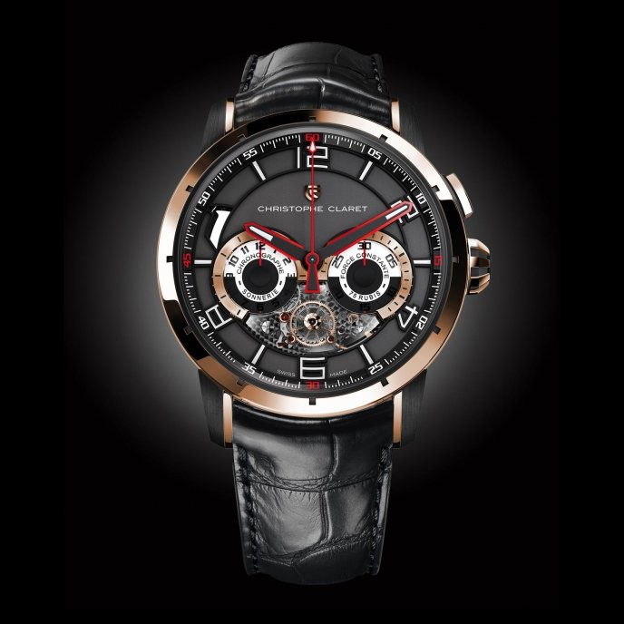 Christophe Claret Kantharos MTR.MBA13.901 watch-face-view