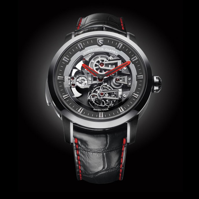 Christophe Claret Soprano TRD98.000-008 watch-face-view