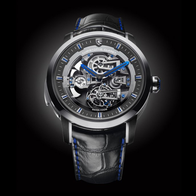 Christophe Claret Soprano TRD98.020-028 watch-face-view