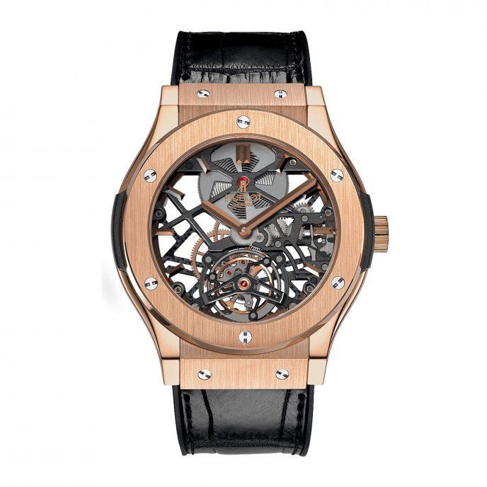 Hublot - Classic Fusion Skeleton Tourbillon