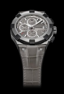Chronograph Titanium and Ceramic