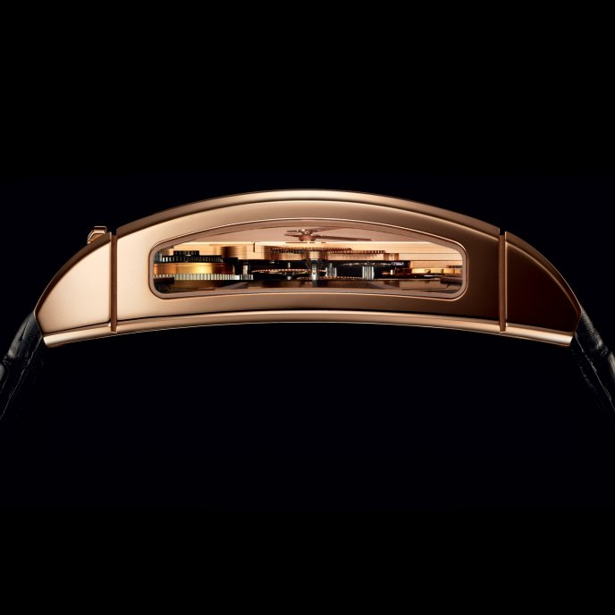 Corum - Golden Bridges - Golden Bridge Automatic - B313/01612
