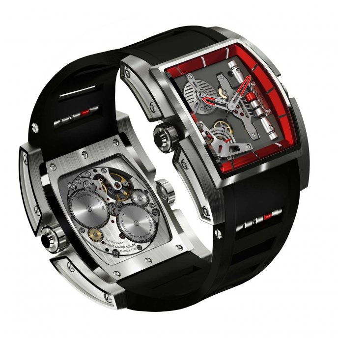 Cyrus Kamys for Only Watch 2013