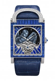 Dôme Tourbillon Angel Yehuyah