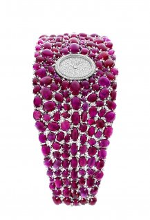Haute Couture Joaillerie Grace Rubis