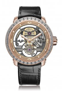 Twenty-8-Eight Skeleton Tourbillon High Jewellery