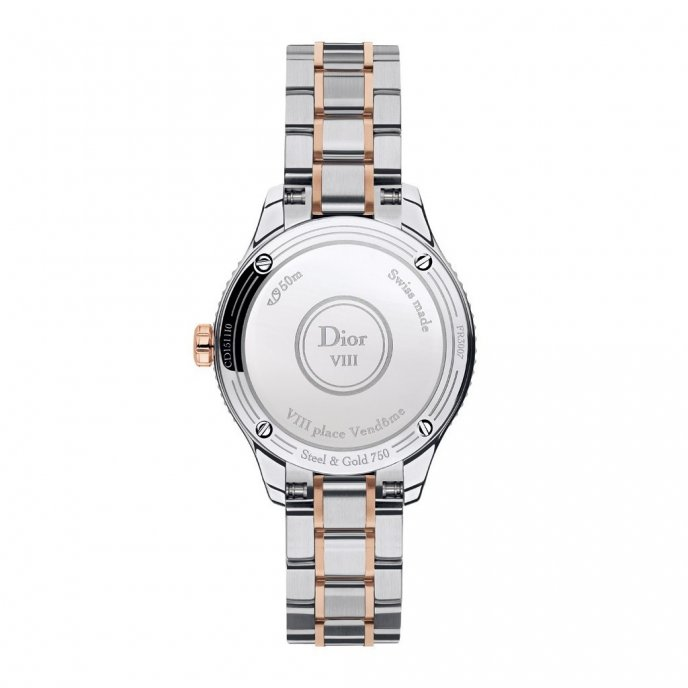 Dior VIII Montaigne CD1511I0M001 - watch back view