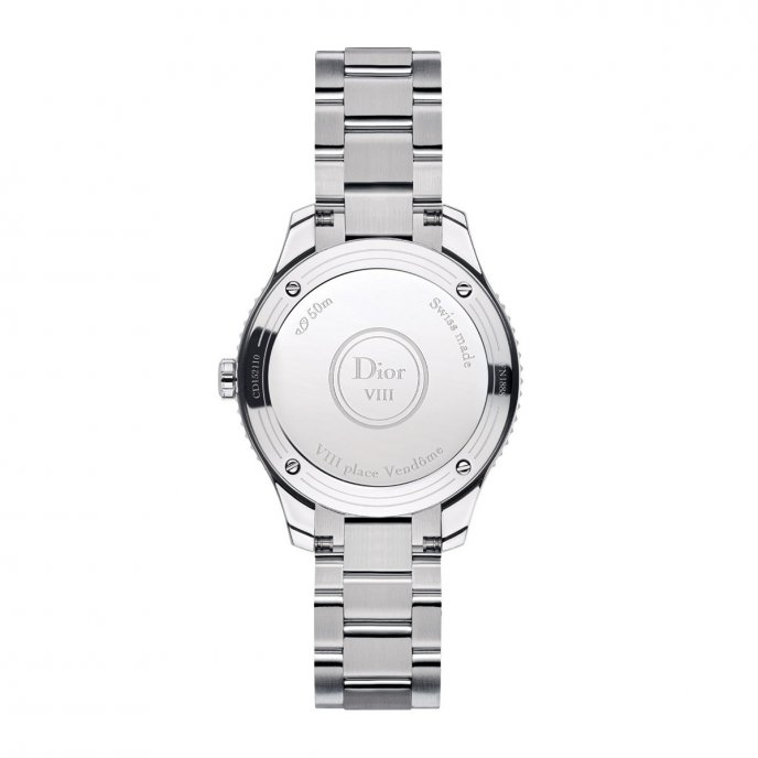 Dior VIII Montaigne CD152110M004 - watch back view