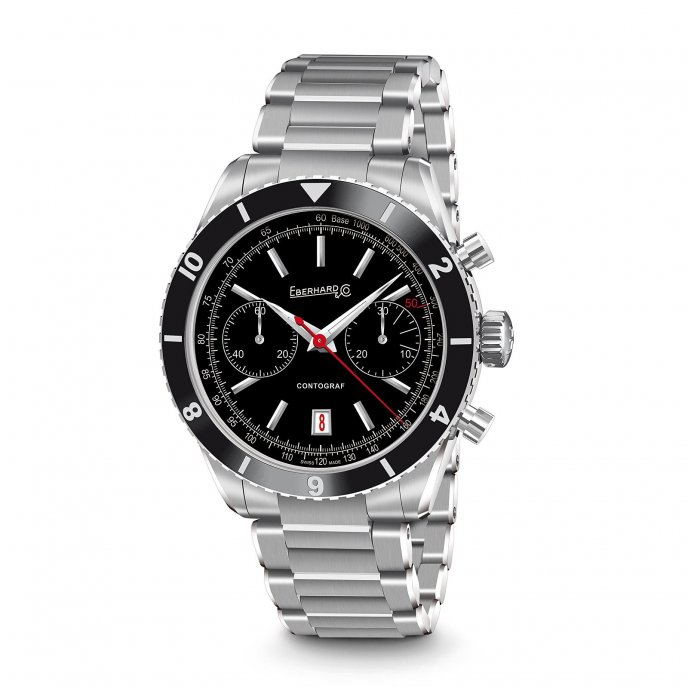 Eberhard and Co Contograf 31069.4 Watch-face-view