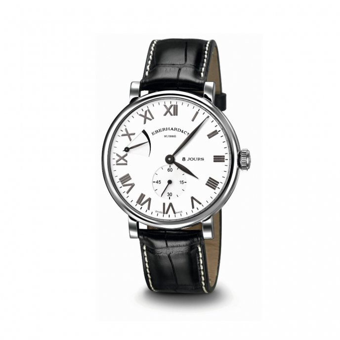Eberhard & Co - 8 jours - Grande Taille - 21027