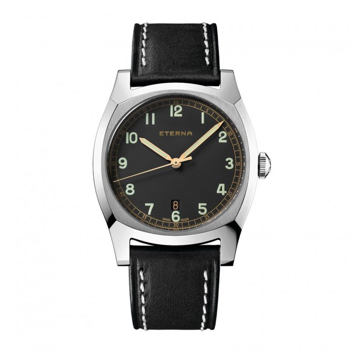 Eterna Heritage Military 1939.41.46.1298 Watch-face-view
