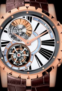 Automatic Flying Tourbillon