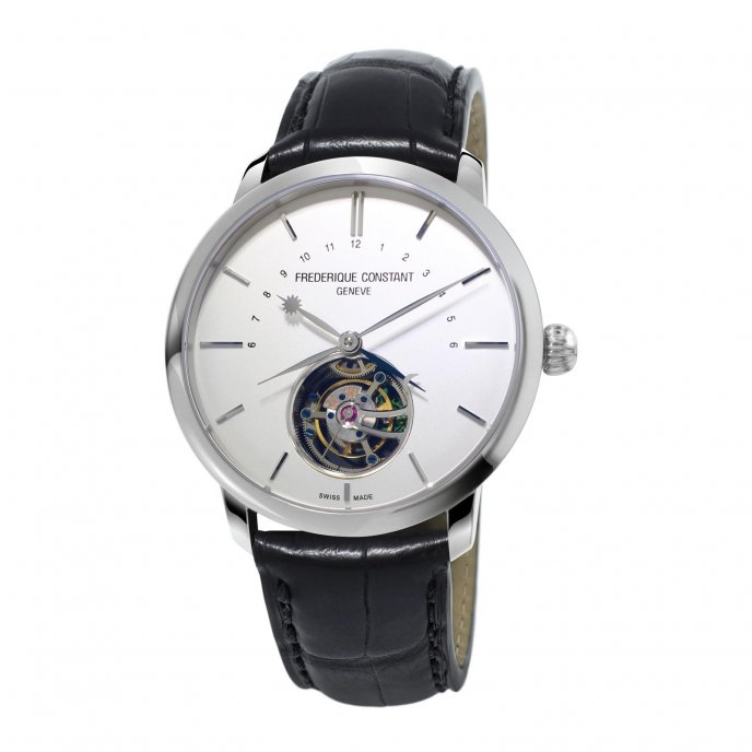 Frédérique Constant manufacture Tourbillon FC-980S4S6 watch-face-view