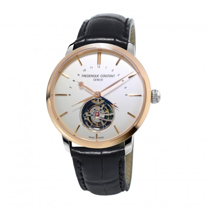 Frédérique Constant manufacture Tourbillon FC-980V4SZ9 watch-face-view
