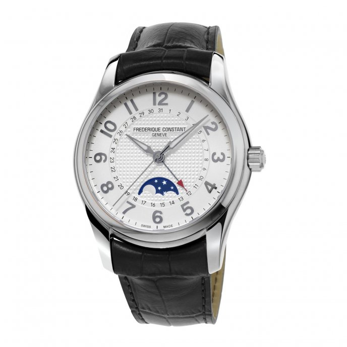 Frédérique Constant Runabout moonphaseFC-330RM6B6 watch-face-view