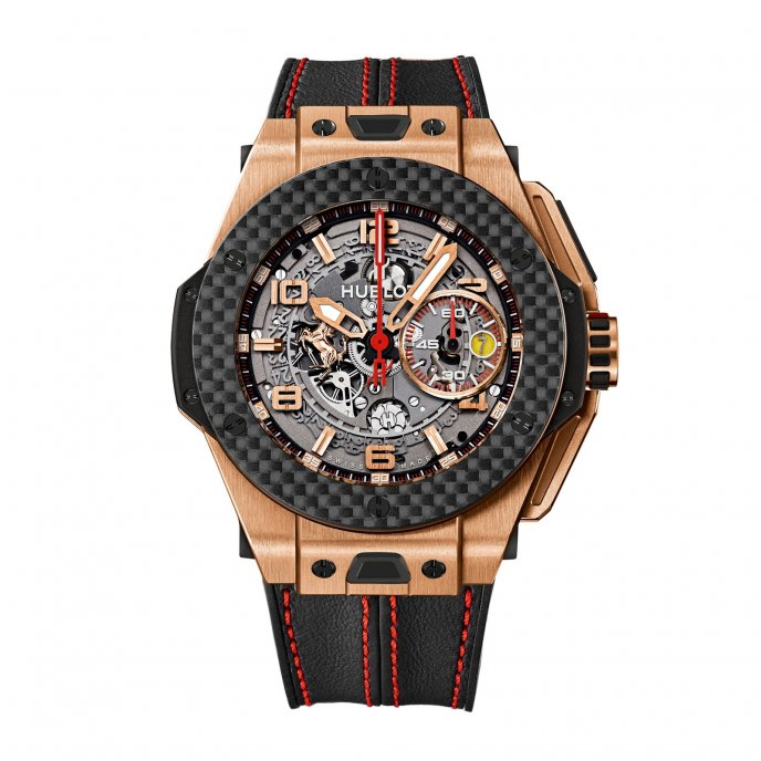 Hublot-Big Bang-Ferrari King Gold Carbon-401.oq.0123.VR