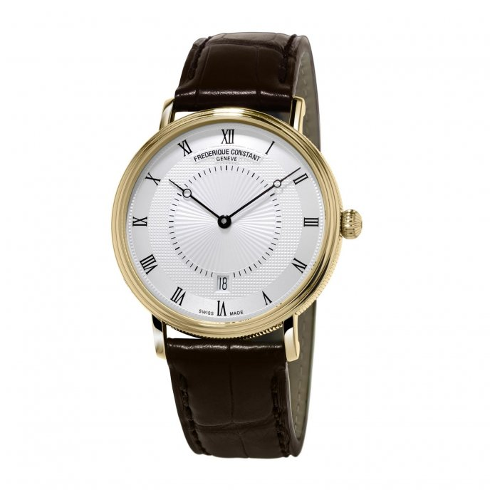 Frédérique Constant Slim Line Classics Automatic FC-306MC4S35 watch-face-view