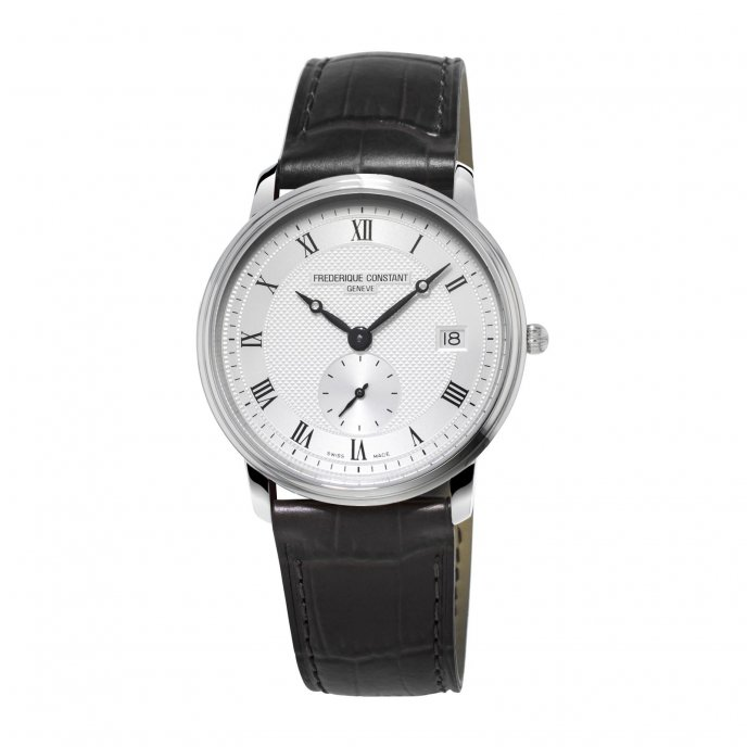 Frédérique Constant Slim Line Gents FC-245M4S6 watch-face-view