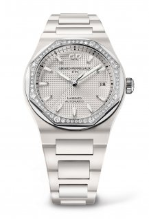 Laureato 38 mm Ceramic White