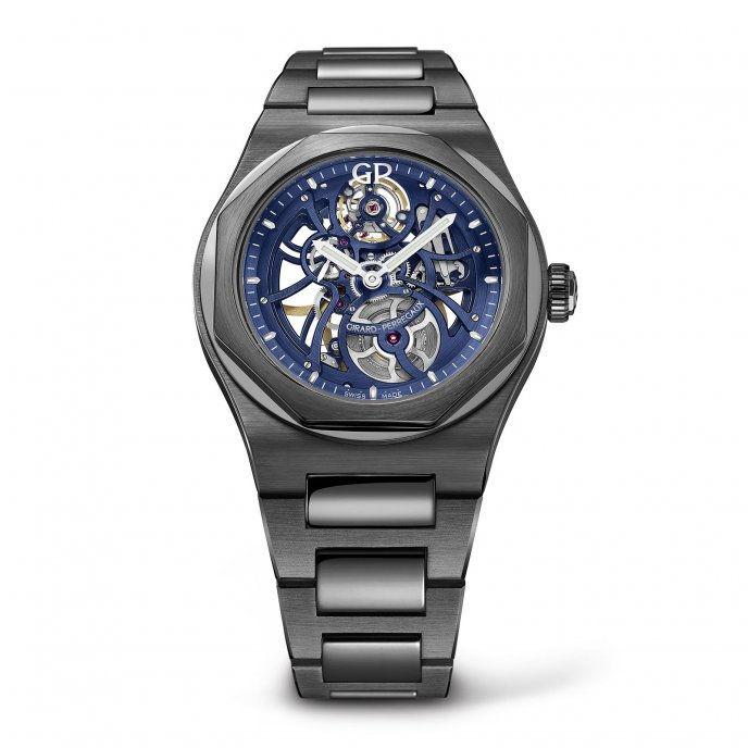 "Laureato Skeleton ""Earth to Sky"" edition"