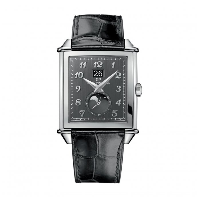 Girard Perregaux-Vintage 1945-Xxl large date moon phases-25882-11-221-bb6B