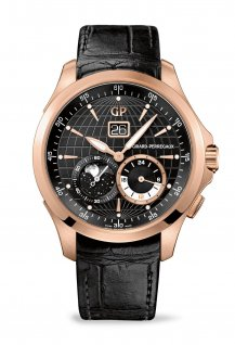 Large Date, Moon Phases & GMT