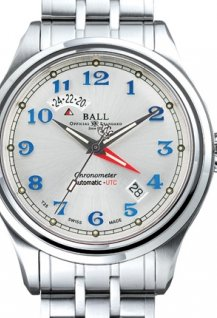 Cleveland Express Dual Time