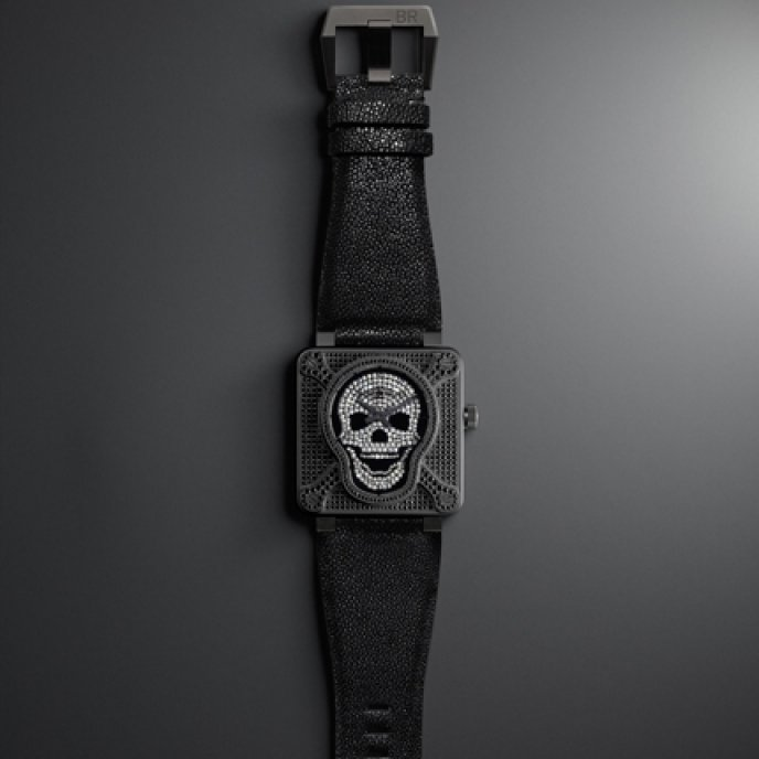 Bell & Ross - BR 01 Airborne 672