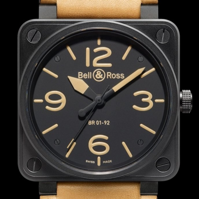 Bell & Ross - BR 01 Heritage