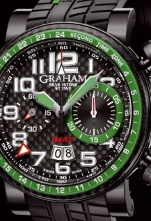 Stowe GMT Green