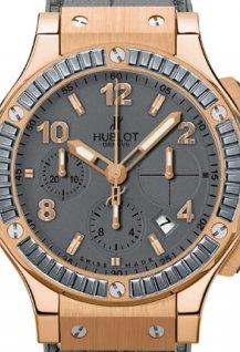 Big Bang Earl Gray Gold Hematite 41mm