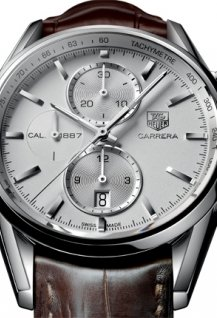 CARRERA Calibre 1887 Chronograph 41mm