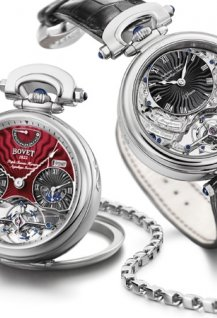 Tourbillon Fleurier Rising Star