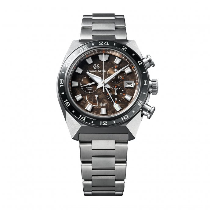 best loved b5d86 9c774 Grand Seiko - Sport - Spring Drive Chronograph GMT 9R96 ...