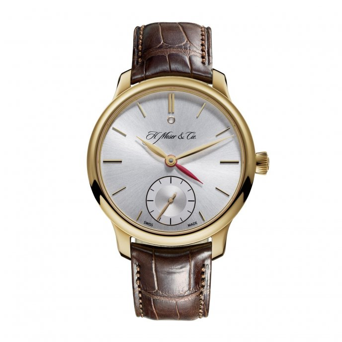 H. Moser & Cie - Nomad - Dual Time - 346.133-005 - face view