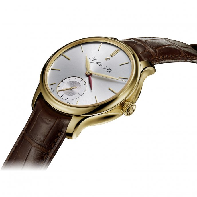 H. Moser & Cie - Nomad - Dual Time - 346.133-005 - side view