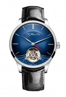 Tourbillon Dual Time