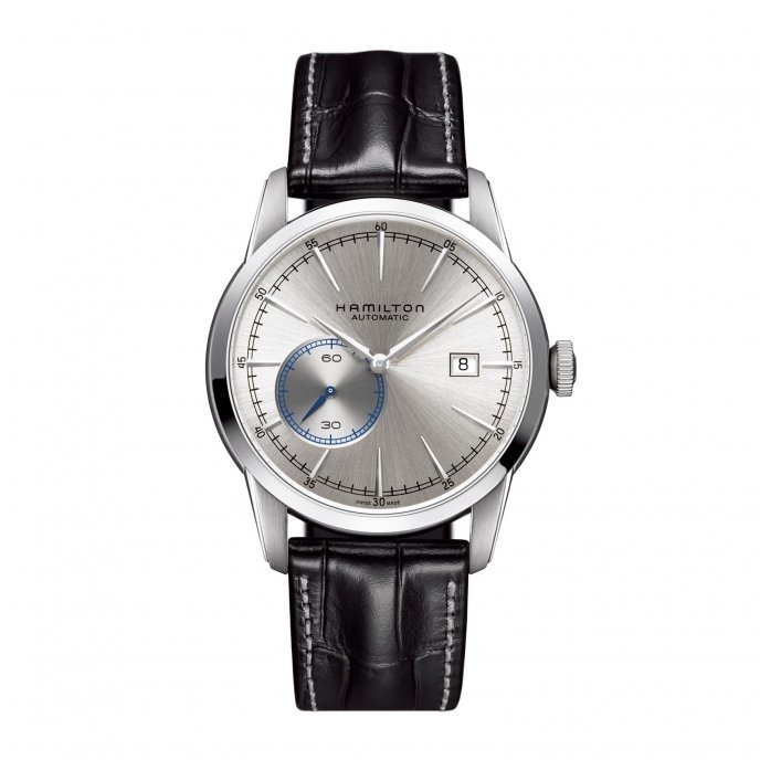 Hamilton Rail Road Small Seconds H40515781 Watch-face-view
